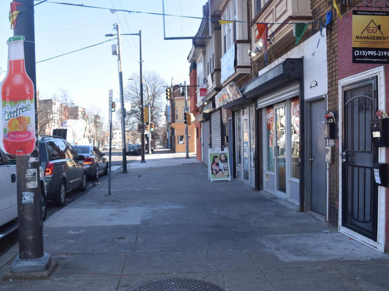 Green Philly Realty   4312 Lancaster Ave.   Commercial